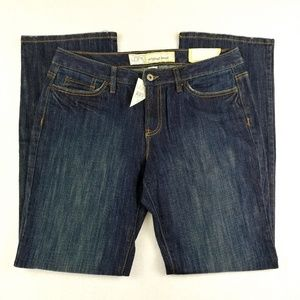 LOFT New NWT Original Bootcut Jeans Size 10